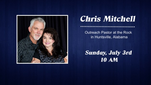 Special Guest-Rev. Chris Mitchell