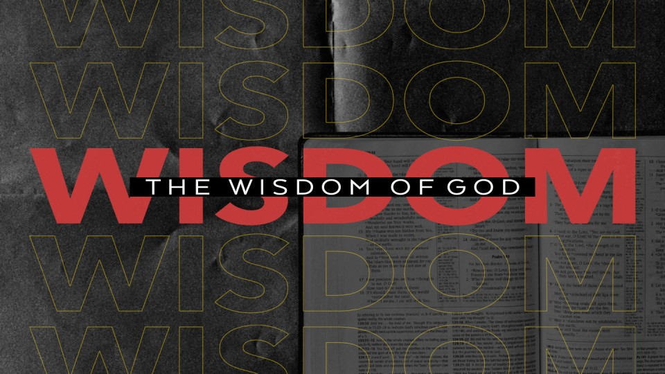 The Wisdom of God