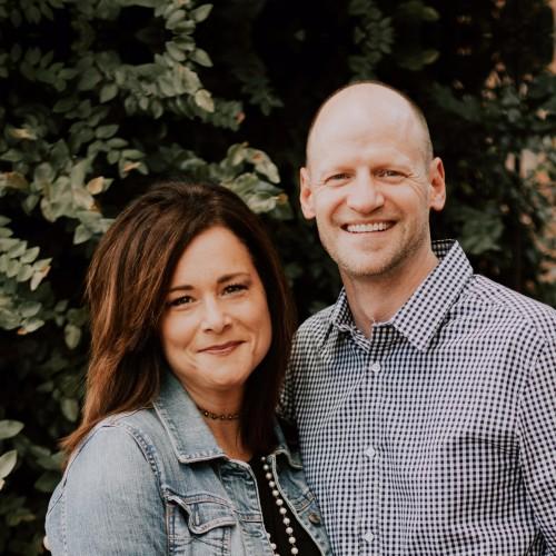 Mark and Michele Benson - Photo